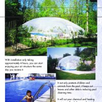 Aquaflex Dome Leaflet