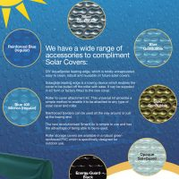 Solar Cover Leaflet