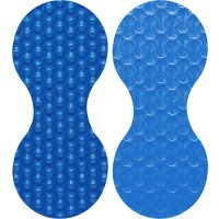 Blue / Reinforced Cover with GeoBubble Technology