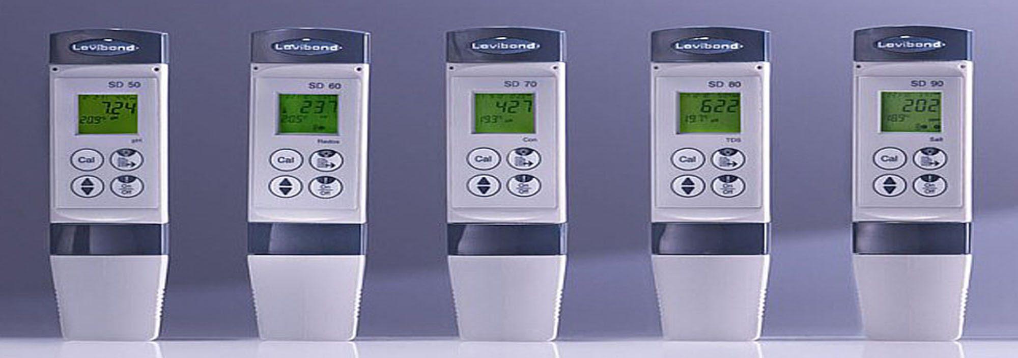 SD50 pH Hand-Held Meter
